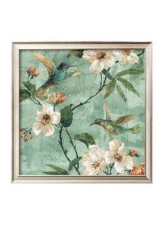 Art.com  Birds of a Feather II Framed Art Print - Online Onlybr