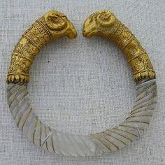 Antique bracelet circa 300BC, found near Macedonia