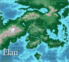 Riyria_Elan / RIYRIA REVELATIONS ~ Michael Sullivan