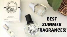 Топ ароматов на лето! Любимые парфюмы ♡