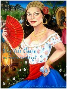 Dica da Cigana - Seja nômade           Cante, dance, brinque, sorria, ame, descubra, construa, recomece, abra portas e janelas, expanda seu...
