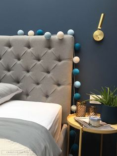 [New] The 10 Best Home Decor Today (with Pictures) - Time to relax! The new LED-string lights creates a warm and welcoming atmosphere perfect for a cozy evening at home. Lamp Design, Lighting Design, Interior Styling, Interior Design, Rest And Relaxation, Led String Lights, Cozy House, Fairy Lights, Love Seat