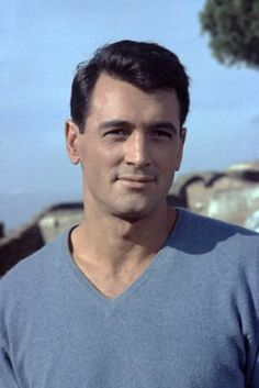"Rock Hudson	Hollywood leading man, ""Giant"", ""Pillow Talk"", ""Ice Station Zebra"", he was Mac in the TV series ""McMillan and Wife""  Date of Birth:	11/17/1925 Date of Death:	10/02/1985 Age at Death:	59 Cause of Death:	 AIDS"
