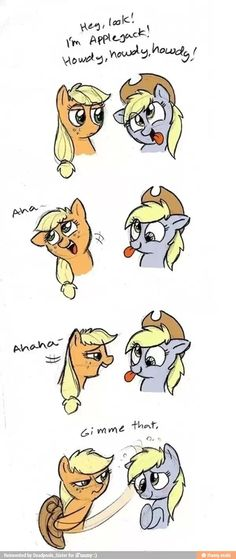 Oh how I love derpy hooves