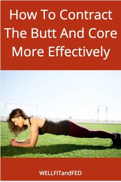 8ab36e3f968ef You want to make sure you are contracting your abs and your butt correctly.  Proper