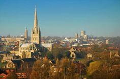 ¿Te atreves a darte un baño de historia visitando 7 ciudades medievales Made in England? www.turismoeuropeo.es