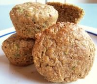 Delicious Grain-Free Zucchini Muffins Looking forward to trying these after my gluten free zucchini chocolate cake!