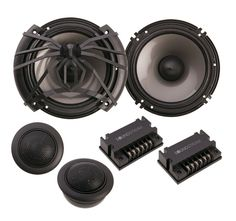 """SoundStream Arachnid 300W 6.5"""" 2-way Component Set  Price: & FREE Shipping 3 Year Warranty on Android units!!! #androidauto"""