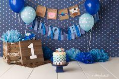 Little Blue Truck cake smash first birthday Ashleigh Whitt Photography - Cleveland Ohio Cake Smash Photographer (Cake Smash) Truck Birthday Cakes, 1st Birthday Cake Smash, Baby Boy First Birthday, Boy Birthday Parties, 2nd Birthday, Birthday Ideas, 1st Birthday Pictures, Little Blue Trucks, 1st Birthdays
