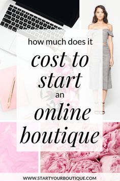 Want to start an online boutique? Interested in finding out how much it will cost to start an online boutique? SAVE THIS PIN then click through to find out how much money you need to start a SUCCESSFUL online boutique. Home Based Business, Online Business, Business Marketing, Business Software, Diy Design, Interior Design, Starting An Online Boutique, How To Find Out, How To Make Money