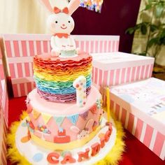 Happy 1st Birthday Candice