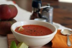 Recipe: Egyptian Tomato Soup