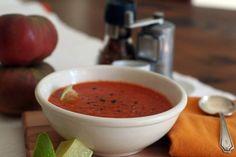 Recipe: Egyptian Tomato Soup
