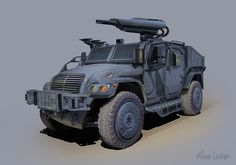 Realistic Vehicle by ~Miggs69 on deviantART