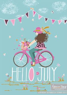 Welcome July Month Quotes Images Happy Wallpaper, Calendar Wallpaper, Summer Wallpaper, Iphone Wallpaper, Welcome July, July Quotes, Hello Summer, Months In A Year, 12 Months