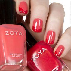 Here is #Zoya #NailPolish in Maya with Zoya Tosca French tips. http://www.zoya.com/content/38/item/Zoya/Zoya-Nail-Polish-Maya.html?O=FB130328TH1298