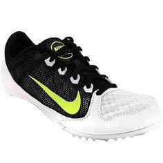 901222425a1d Nike Zoom Rival Md 7 Racing-Flats - Womens Pink Orange Black Running Flats