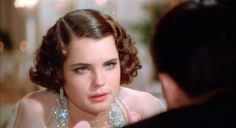 elizabeth mcgovern - A young girl. She was beautiful then and beautiful now.