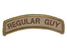 Regular Guy tab