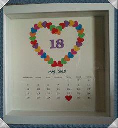 Birthday Frame 18 - Osiemnastka