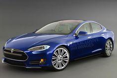 Tesla Model 3 - front 2