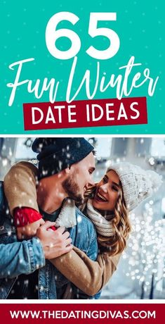 Tons of Winter Date Ideas that are sure to light a spark in your marriage during the cold winter months! Heat up your relationship with a hot date idea!