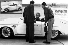 James Dean. Carrera circuito de Santa Bárbara (28-29 de mayo, 1955)