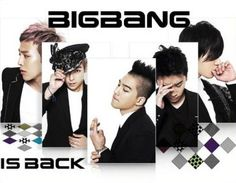 BIG BANG IS BACK