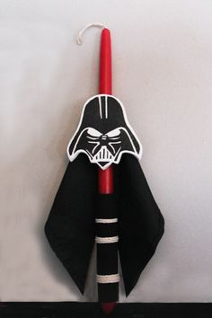 Handmade Easter Candle lambada Star Wars by metixera on Etsy
