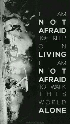 Famous Last Words // My Chemical Romance
