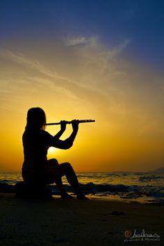 Worshiping My Savior JESUS With My Music As I Bask In His Beautiful Creation!