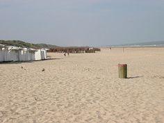 Beach, De Haan, Belgium - day trip from Bruges