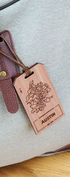 Cedar wood art, wooden necklaces, and wooden maps from Neighborwoods, discovered by The Grommet.  Show off your favorite neighborhood, carved in beautiful cedar wood.