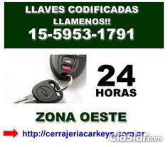 Llaves Codificadas de Autos en San Isidro Telef *15-59531791* Zna San Martin http://san-isidro.clasiar.com/llaves-codificadas-de-autos-en-san-isidro-telef-15-59531791-zna-san-martin-id-259717