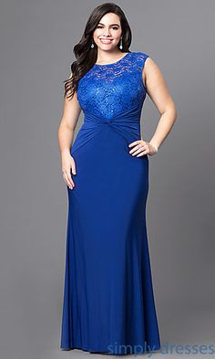 Shop plus-size dresses by event at PromGirl. Plus-size dresses for every event, how to shop plus dresses by event, special-occasion dresses in plus sizes, and event dresses in plus sizes. Plus Size Formal Dresses, Evening Dresses Plus Size, Trendy Dresses, Evening Gowns, Nice Dresses, Casual Dresses, Dress Formal, Prom Dresses 2015, Gala Dresses
