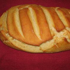 Egy finom Tejes-vajas kenyér (sütőzacskóban sült)
