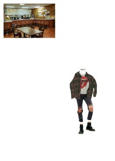 """""""get it together"""" by jaxdm ❤ liked on Polyvore featuring The Ragged Priest, Dr. Martens and Wet Seal"""