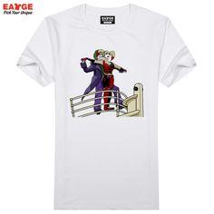 Suicide Squad Harley Quinn Joker Pretty Woman Spoof Tee T-Shirt