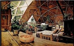 Home sweet dome, LIFE, July 1972
