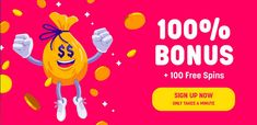 At Caxino, our Welcome Offer casino bonus starts with a 100% deposit bonus up to €200.   The minimum deposit to claim the Welcome Bonus spins is €1. Or, you can max out this offer by depositing €200 and playing with €400 after the deposit match (€200 in real money deposited + €200 in matching bonus money). Please note that min 1€ deposit is subject to Payment Provider:  Norway, India, Japan credit card: min deposit is 100 NOK, 1000 INR, 1000 JPY Finland: Zimpler & Siru: 10€ min deposit… Casino Bonus, 100 Free, Finland, Spinning, Norway, The 100, India, Japan, Money
