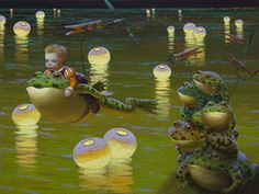 Victor Nizovtsev Biography and Paintings All Stacked Up