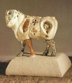 Раннешумерская фигурка быка найдена в Уруке