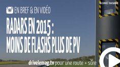 #VIDÉOBRÈVE #Radars : moins de #flashs, plus de #PV: La Cours de Comptes a publié ses chiffres sur les radars en 2015,… pour + d'infos/vidéo