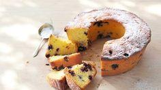 Photo of Lemon and Blueberry Cake