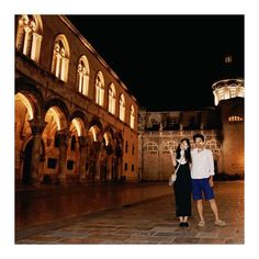 Instagram【bride.a.a_weddingdiary__】さんの写真をピンしています。 《. Dubrovnik Night🌃🌟 . ドブロブニクの中の旧市街は夜まで綺麗...✨✨ 12時すぎるとお店も締まり始めて、あんまり遊ぶところはなかったけど街ナカぶらぶらするだけでも楽しかった👍👀 . #honeymoon#dubrovnik#oldcity#townwalk#nightview#couple#love#新婚旅行#ヨーロッパ旅行#クロアチア#ドブロブニク旧市街#夜景#夫婦#新婚#卒花#卒花嫁》