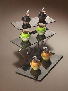 Jumeirah at Etihad Towers Hotel - Abu Dhabi Restaurants - Car Keys Cupcakes