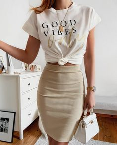 Summer Work Outfits Office, Summer Outfits Women, Mode Outfits, Casual Outfits, Fashion Outfits, Fashion Shoes, Moda Vintage, Hippie Outfits, Mode Inspiration