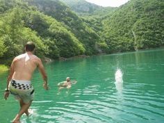Discover Montenegro's stunning hinterland on this 2 day activity break that includes rafting, hiking and a lake cruise. Hiking Tours, Mountain Hiking, Montenegro, Rafting, Cruise, Swimming, Explore, Activities, Beauty