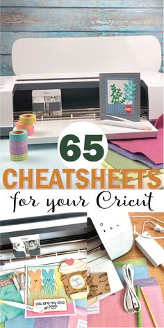 Get That Bug Out of The Box - Cricut Guide Sheets Easy beginners guide for Cricut machines and Cricut Design Space. Printable cheat sheets that you can reference anytime. Start making Cricut projects with vinyl, HTV and paper crafts. Cricut Ideas, Cricut Tutorials, Ideas For Cricut Projects, Cricut Vinyl Projects, Cricut Explore Projects, Cricut Air 2, Cricut Help, Vinyl For Cricut, Cricut Fonts