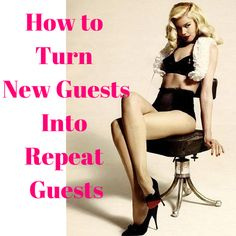 How to Turn New Guests Into Repeat Guests Read our latest blog post here >>